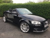 2009 AUDI A3 2.0 TFSI S LINE 2d 197 BHP EXCELLENT CONDITION THROUGHOUT, FULL SERVICE HISTORY   £SOLD
