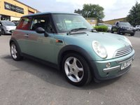 2002 MINI HATCH COOPER 1.6 COOPER 3d 114 BHP £1495.00