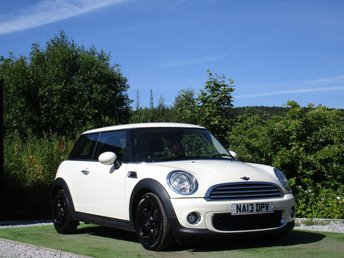 2013 MINI HATCH ONE 1.6 ONE 3d AUTO 98 BHP £6690.00