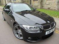 2012 BMW 3 SERIES 2.0 318I SPORT PLUS EDITION 2d 141 BHP £9495.00