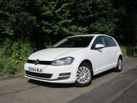 2014 VOLKSWAGEN GOLF 1.4 S TSI BLUEMOTION TECHNOLOGY DSG 5d AUTO 120 BHP £10495.00