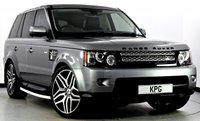 USED 2012 62 LAND ROVER RANGE ROVER SPORT 3.0 SD V6 HSE 4X4 5dr Auto [8] Extended Leather, Digital TV +