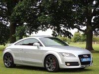 2007 AUDI TT 3.2 QUATTRO 3d 250 BHP £6990.00