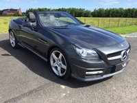 2012 MERCEDES-BENZ SLK 2.1 SLK250 CDI BLUEEFFICIENCY AMG SPORT 2d AUTO 204 BHP £13579.00