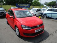 USED 2011 11 VOLKSWAGEN POLO 1.2 SE TDI 5d 74 BHP GREAT VALUE VW POLO DIESEL !!