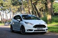 USED 2016 16 FORD FIESTA 1.6 ST-2 3d 180 BHP
