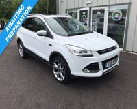 USED 2015 15 FORD KUGA 1.5 TITANIUM X ECOBOOST 150 BHP THIS VEHICLE IS AT SITE 1 - TO VIEW CALL US ON 01903 892224