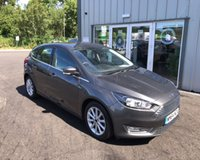 USED 2014 64 FORD FOCUS 1.0 TITANIUM NAVIGATOR ECOBOOST 125 BHP THIS VEHICLE IS AT SITE 1 - TO VIEW CALL US ON 01903 892224