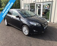 USED 2011 11 FORD FOCUS 1.6 ZETEC 125 BHP THIS VEHICLE IS AT SITE 2 - TO VIEW CALL US ON 01903 323333