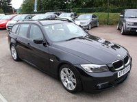USED 2010 59 BMW 3 SERIES 2.0 320I M SPORT TOURING 5d 168 BHP HIGH SPEC FAMILY ESTATE CAR WITH EXCELLENT SERVICE HISTORY, DRIVES SUPERBLY !!