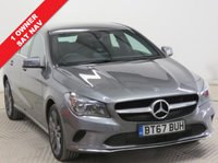 USED 2018 67 MERCEDES-BENZ CLA 2.1 CLA 200 D SPORT 5d AUTO 134 BHP 1 Owner, AUTO, Huge Saving over new, SAT Nav, Front and Rear Parking Sensors, Air Conditioning, Bluetooth, Alloys, 2 Keys, simply must be seen. Nationwide Delivery Available. Finance Available at 9.9% APR representative.