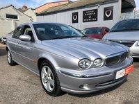 2001 JAGUAR X-TYPE 3.0 V6 SE 4d 231 BHP £2750.00