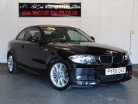 2009 BMW 1 SERIES 2.0 120D M SPORT 2d 175 BHP £6322.00