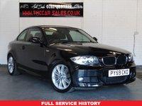 2009 BMW 1 SERIES 2.0 120D M SPORT 2d 175 BHP £6284.00