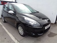 2011 RENAULT SCENIC 1.6 BIZU 5d 110 BHP NEW TIMING BELT AND PUMP DONE MARCH 2018 £2975.00