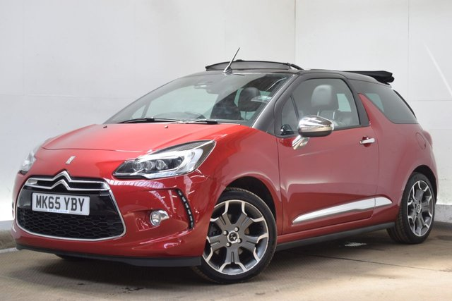 View our DS 3 CABRIO