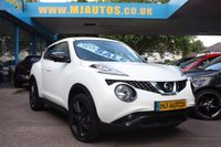 USED 2016 66 NISSAN JUKE 1.2 TEKNA DIG-T 5dr 115 BHP 1 LADY OWNER | JUST SERVICED | DRIVE AWAY TODAY