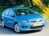 2010 FORD FOCUS 1.6 ZETEC S TDCI 5d 109 BHP £4000.00