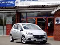 USED 2016 65 VAUXHALL CORSA 1.4 DESIGN 5d AUTO  ** Small Auto Only 14k **
