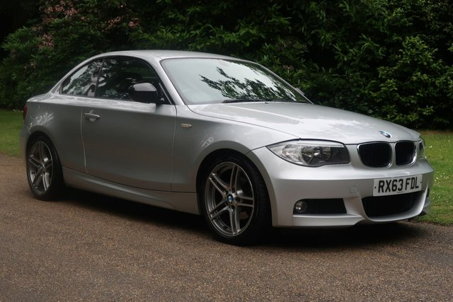 USED 2013 63 BMW 1 SERIES 2.0 118D SPORT PLUS EDITION 2d AUTO 141 BHP