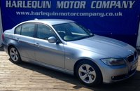 USED 2010 60 BMW 3 SERIES 2.0 320D EFFICIENTDYNAMICS 4d 161 BHP AMAZING VALUE THIS 2010 BMW 320d TURBO DIESEL 4 DOOR MANUAL IN CLEAR WATER BLUE METALLIC CLOTH INTERIOR ALLOYS AIR CON 9 BMW SERVICE STAMPS LAST BEING 15/05/18 AT 85513 MILES ONLY 20 POUND TAX A YEAR VERY ECONOMICAL WITH LOOKS