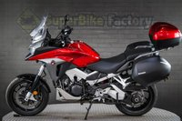 USED 2016 66 HONDA VFR800X CROSSRUNNER 800cc ALL TYPES OF CREDIT ACCEPTED OVER 500 BIKES IN STOCK