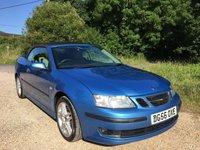 2006 SAAB 9-3 2.0 VECTOR T 2d 150 BHP £3290.00