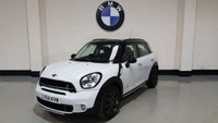 USED 2015 64 MINI COUNTRYMAN 2.0 COOPER SD ALL4 5d AUTO 141 BHP 1 Owner/ Mini Service History/Half Leather/ Bluetooth
