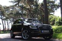 USED 2013 13 AUDI Q5 3.0 TDI QUATTRO S LINE PLUS 5d AUTO 245 BHP