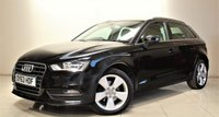USED 2013 63 AUDI A3 1.6 TDI SPORT 5d AUTO 104 BHP + 1 OWNER + AIR CON + AUX + BLUETOOTH