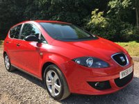 USED 2008 58 SEAT ALTEA 1.9 REFERENCE SPORT TDI 5d 103 BHP