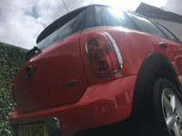 USED 2011 11 MINI COUNTRYMAN 1.6 COOPER D ALL4 5d 112 BHP, IDEAL SIZE FAMILY VEHICLE