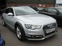 USED 2013 63 AUDI A6 3.0 ALLROAD TDI QUATTRO 5d AUTO 201 BHP ANY PART EXCHANGE WELCOME, COUNTRY WIDE DELIVERY ARRANGED, HUGE SPEC