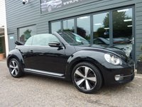 USED 2015 65 VOLKSWAGEN BEETLE 1.4 SPORT TSI BLUEMOTION TECHNOLOGY 2d 148 BHP