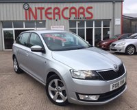 USED 2015 15 SKODA RAPID 1.6 SPACEBACK SE TECH TDI CR 5d 104 BHP