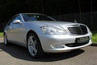 2009 MERCEDES-BENZ S CLASS 3.0 S320 CDI 4d AUTO 231 BHP £9500.00