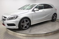 2012 MERCEDES-BENZ A CLASS 2.0 A250 BLUEEFFICIENCY ENGINEERED BY AMG 5d AUTO 211 BHP