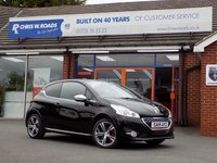 USED 2015 15 PEUGEOT 208 1.6 THP GTi 3dr (200 BHP) ** 1 Private Owner + Only 26k **