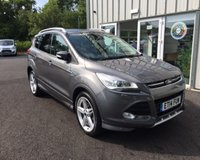 USED 2014 14 FORD KUGA 2.0 TDCI TITANIUM X SPORT AWD 163 BHP THIS VEHICLE IS AT SITE 1 - TO VIEW CALL US ON 01903 892224