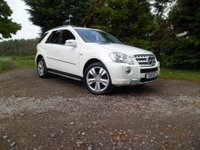 2011 MERCEDES-BENZ M CLASS 3.0 ML350 CDI BLUEEFFICIENCY SPORT 5d AUTO 231 BHP AMG Bodykit £15995.00