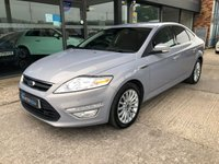 2014 FORD MONDEO 1.6 ZETEC BUSINESS EDITION 5d 158 BHP £4795.00