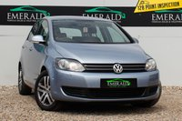 USED 2011 61 VOLKSWAGEN GOLF PLUS 1.6 BLUEMOTION SE TDI 5d 103 BHP £0 DEPOSIT FINANCE AVAILABLE, AIR CONDITIONING, BLUETOOTH CONNECTIVITY, BLUEMOTION TECHNOLOGY, CLIMATE CONTROL, CRUISE CONTROL, DAYTIME RUNNING LIGHTS, PARKING SENSORS FRONT AND REAR