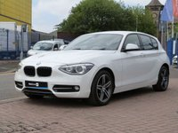 2011 BMW 1 SERIES 116D 2.0 SPORT 5dr £SOLD