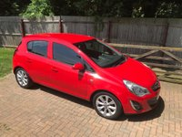 USED 2012 12 VAUXHALL CORSA 1.2 ACTIVE AC 5d 83 BHP ONE LADY OWNER + FULL SERVICE HISTORY