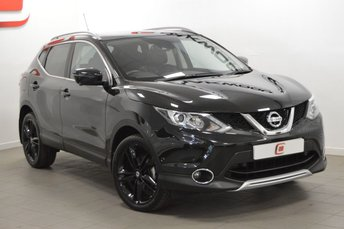 2017 NISSAN QASHQAI 1.5 DCI BLACK EDITION 5d 108 BHP £SOLD