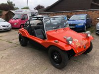 1971 VOLKSWAGEN BEACH BUGGY 1200CC 4 Seater Tax exempt £4900.00