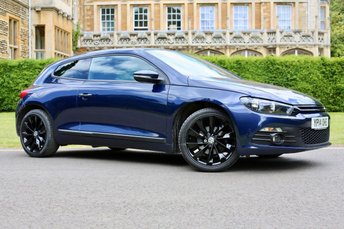 2014 VOLKSWAGEN SCIROCCO 2.0 GT TDI BLUEMOTION TECHNOLOGY 2d 140 BHP £11250.00