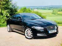 2015 JAGUAR XF 2.2 D PORTFOLIO 4d AUTO 200 BHP £13885.00