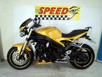 USED 2005 05 TRIUMPH SPEED TRIPLE 1050