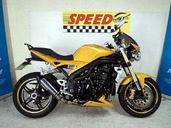 2005 TRIUMPH SPEED TRIPLE 1050